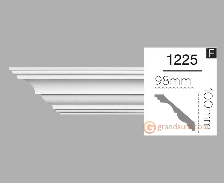 Карниз гибкий Home Decor 1225 (2,44м) Flex