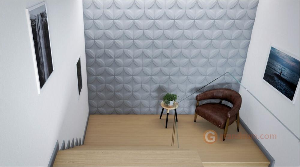 3D панель NMC Arstyl Wallpanels Flower
