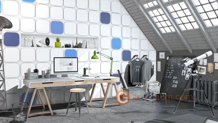 3D панель NMC Arstyl Wallpanels Icon