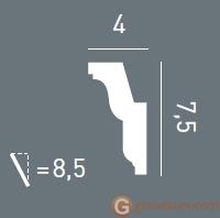 Карниз гибкий Orac Decor C212F
