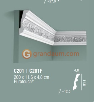 Карниз гибкий Orac Decor C201F