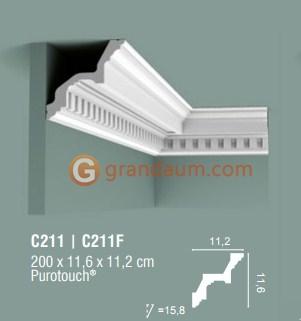 Карниз гибкий Orac Decor C211F