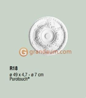 Потолочная розетка Orac Decor R18