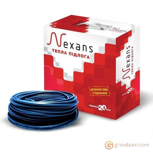 Нагревательный кабель Nexans Defrost Snow одножильный (45,4м, TXLP/2R 1270/28)