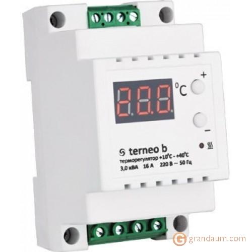 Терморегулятор Terneo электронный b