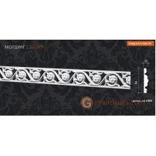 Молдинг фоновый Европласт 1.51.369 (М-369)
