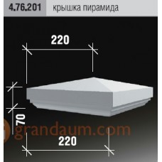Балюстрада для фасада Европласт 4.76.201