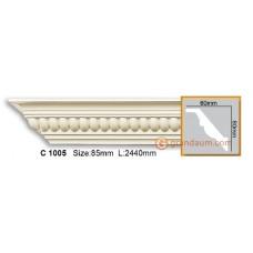 Карниз гибкий Gaudi decor C1005 (2,44м) Flexi