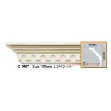 Карниз гибкий Gaudi decor C1007 (2,44м) Flexi