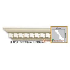 Карниз гибкий Gaudi decor C1010 (2,44м) Flexi