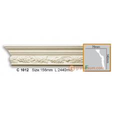 Карниз гибкий Gaudi decor C1012 (2,44м) Flexi