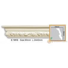 Карниз гибкий Gaudi decor C1013 (2,44м) Flexi