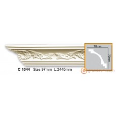 Карниз гибкий Gaudi decor C1044 (2,44м) Flexi
