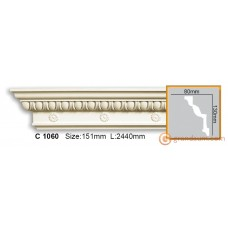 Карниз гибкий Gaudi decor C1060 (2,44м) Flexi