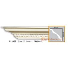Карниз гибкий Gaudi decor C1067 (2,44м) Flexi