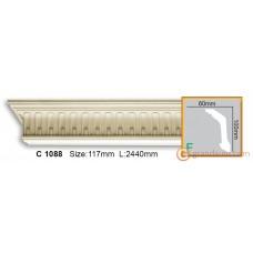 Карниз гибкий Gaudi decor C1088 (2,44м) Flexi