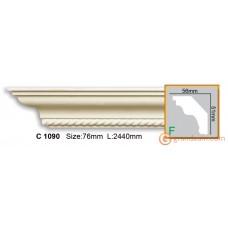 Карниз гибкий Gaudi decor C1090 (2,44м) Flexi