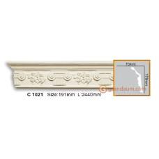 Карниз гибкий Gaudi Decor C 1021 (2.44м) Flexi