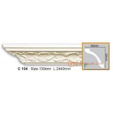 Карниз гибкий Gaudi Decor C 104 (2.44м) Flexi