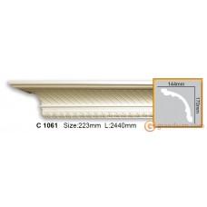 Карниз гибкий Gaudi Decor C 1061 (2.44м) Flexi