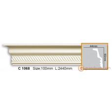 Карниз гибкий Gaudi Decor C 1068 (2.44м) Flexi