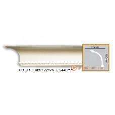 Карниз гибкий Gaudi Decor C 1071 (2.44м) Flexi