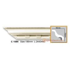 Карниз гибкий Gaudi Decor C 1084 (2.44м) Flexi