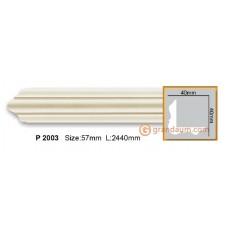 Карниз гибкий Gaudi Decor P 2003 (2.44м) Flexi