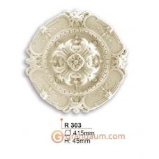 Потолочная розетка Gaudi Decor R303
