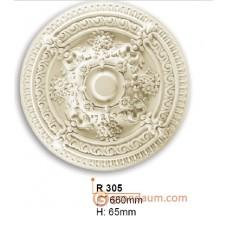 Потолочная розетка Gaudi Decor R305