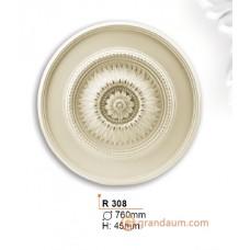 Потолочная розетка Gaudi Decor R308