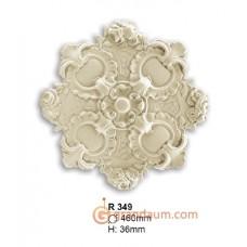 Потолочная розетка Gaudi Decor R349