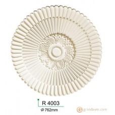 Потолочная розетка Gaudi Decor R4003