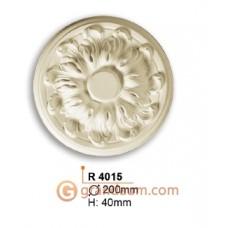Потолочная розетка Gaudi Decor R 4015