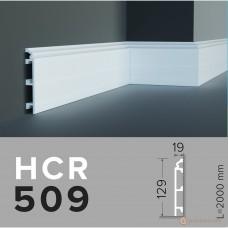 Напольный плинтус с гладким профилем Grand decor HCR 509 (2,00м)