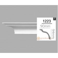 Карниз гибкий Home Decor 1223 (2,44м) Flex