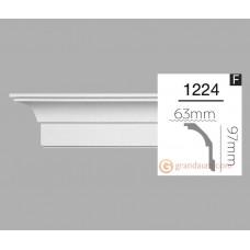 Карниз гибкий Home Decor 1224 (2,44м) Flex