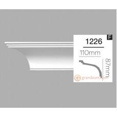 Карниз гибкий Home Decor 1226 (2,44м) Flex