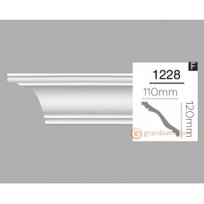 Карниз гибкий Home Decor 1228 (2,44м) Flex