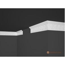 Потолочный плинтус с орнаментом, багет Marbet B21 28*73MM
