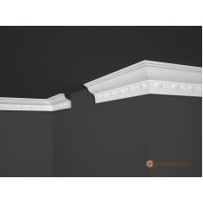 Потолочный плинтус с орнаментом, багет Marbet B8 48*57,5MM