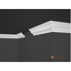 Потолочный плинтус с орнаментом, багет Marbet B9 53*53MM