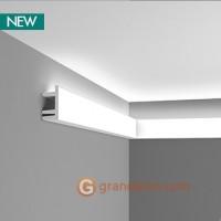 Карниз для скрытого освещения Orac decor  C381