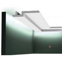 Карниз для скрытого освещения Orac decor C395