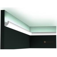 Карниз для скрытого освещения Orac decor CX188