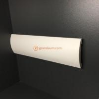 Лепнина Perimeter DP молдинг с гладким профилем MP-068.015.01 * 240см