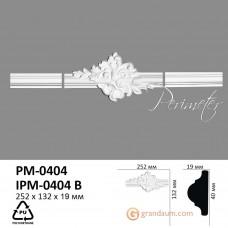 Вставка с орнаментом в молдинг Perimeter PM-0404B