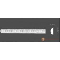 Карниз гибкий Солид AC220Flex