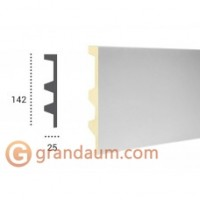 Карниз для скрытого освещения Tesori KF 505 (2.44м)