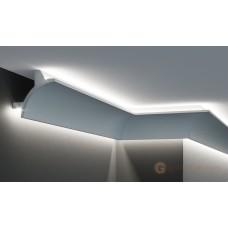 Карниз гибкий Tesori KF 703 (2.44м) Flexi